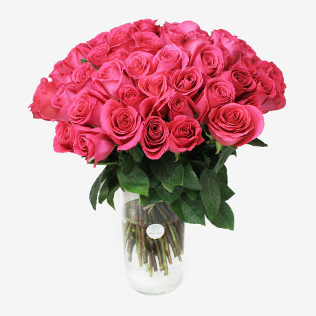 75 Pink Floyd Roses Bouquet