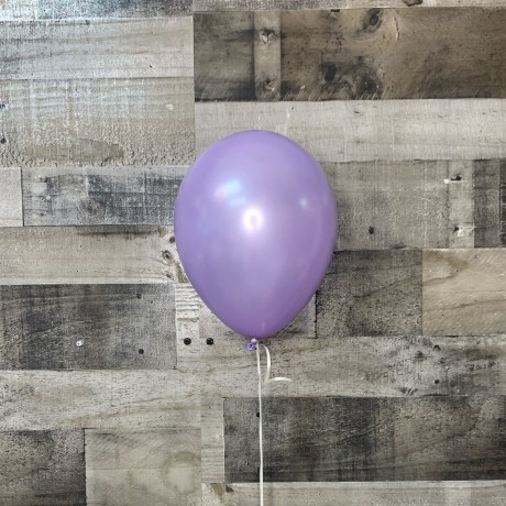 Purple Latex Balloon 11""