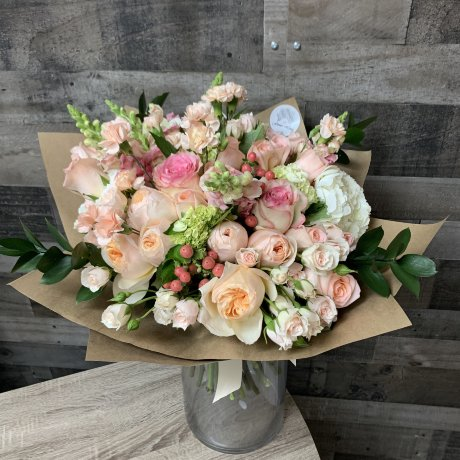 Zara Hand-Tied Bouquet