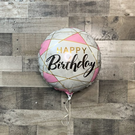 Happy Birthday Foil Balloon 16""