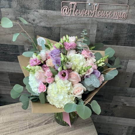 Ryanna Hand-tied Bouquet