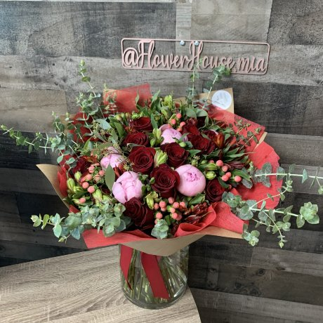 Annabella Hand-Tied Bouquet