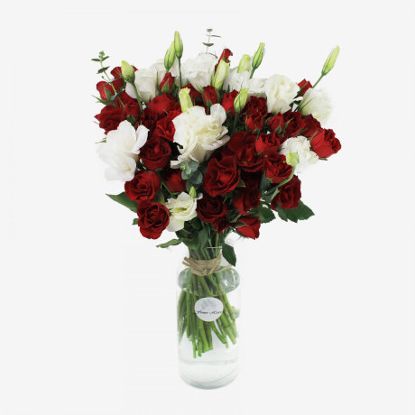 Lovelace Flower Bouquet (30 stems)