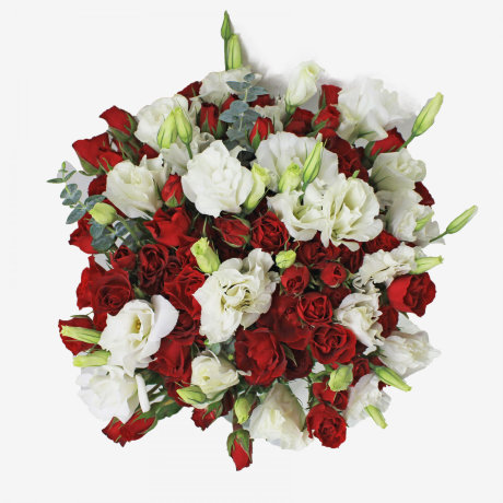 Lovelace Flower Bouquet (50 stems)