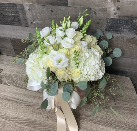 Blanco Londyn Flower Box